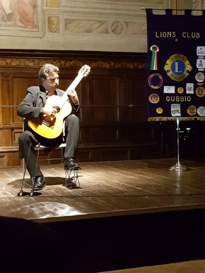Internazional Guitar Festival 2016 - J. G. Moreno