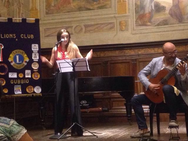 Diletta Massetti e Ciro Carbone