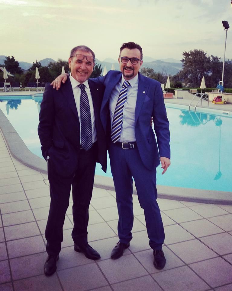 Marco Rossi e Giacomo Mancin