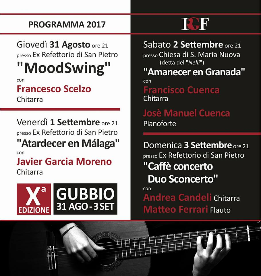 IGF 2017 Programma