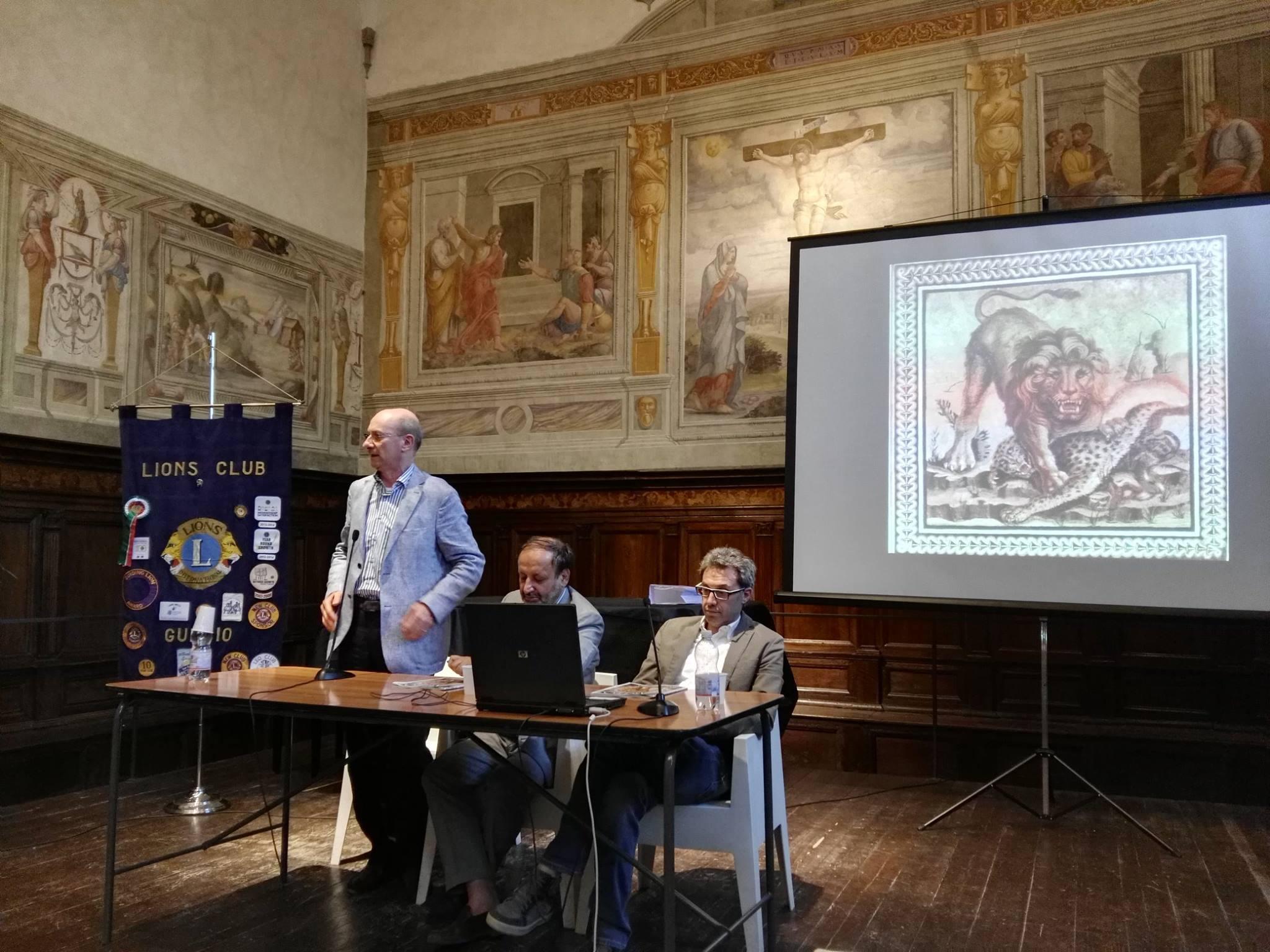 """Convegno """"Il Mosaico del Leone – gioiello segreto della Gubbio romana"""""""