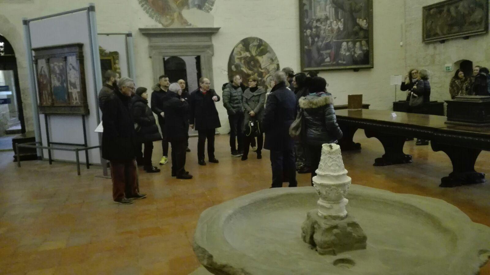 Visita al PALAZZO DEI CONSOLI