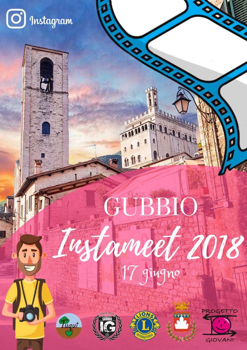 GUBBIO Instameet 2018 - 17 giugno