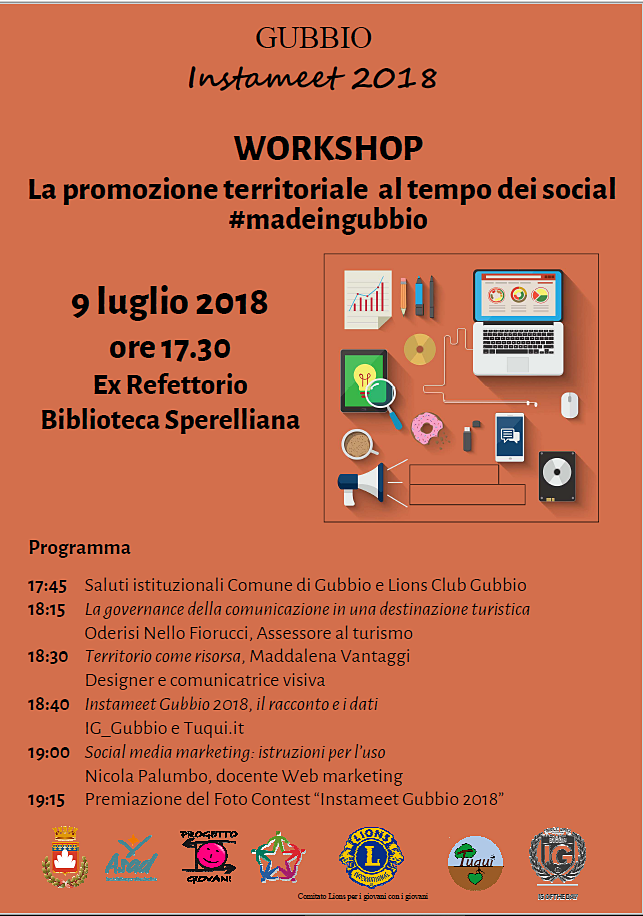INSTAMEET 2018 – workshop