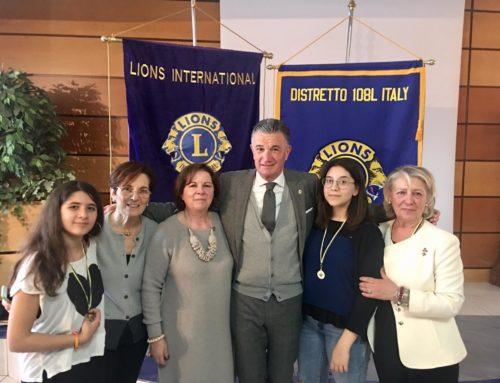 Premiazione UN POSTER PER LA PACE – ROMA
