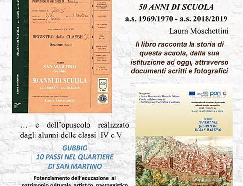 50 anni della Scuola Primaria di San Martino