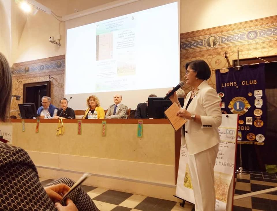Laura Moschettini, Maestra e autrice del libro
