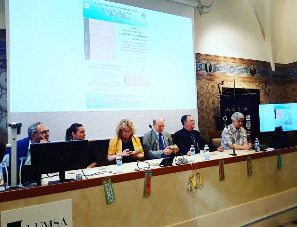 Ugo Minelli, Nancy Latini, Rita Cecchetti, Filippo Mario Stirati, Nevio Vagnarelli, Fabrizio Cece