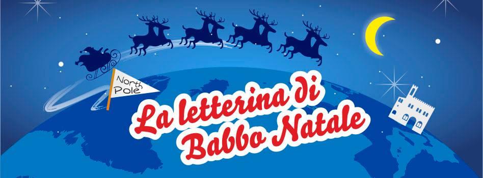 ULTIMO aggiornamento: LETTERINA a BABBO NATALE