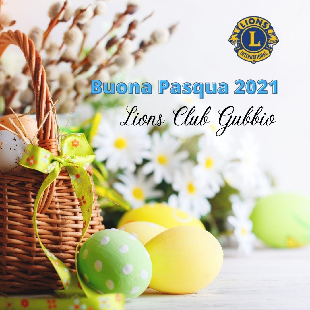 Buona Pasqua 2021