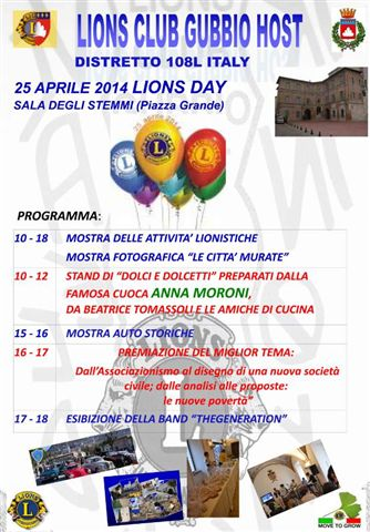 lions day 2014