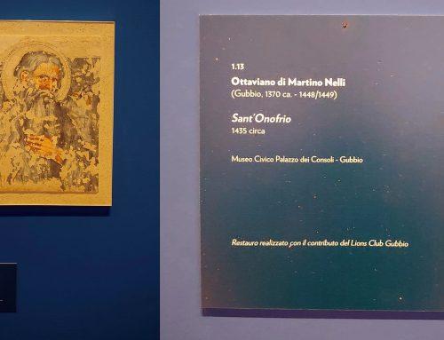 Ottaviano di Martino Nelli – Sant'Onofrio